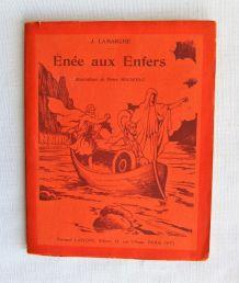 Enée aux enfers.  J. Lamarche. illustration P. Rousseau. 37.