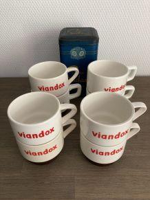 Tasses Viandox