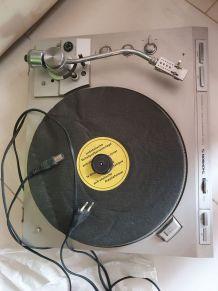 Platine vinyle Thomson