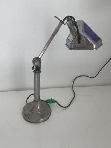 Lampe vintage 1930 Pirouett Art Déco - 40 cm