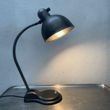 ANCIENNE LAMPE DE BUREAU ALLEMANDE  BAUHAUS