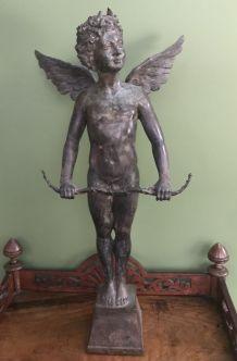 Bronze Ange ailé ou Icare