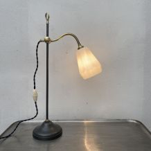 ANCIENNE LAMPE DE BUREAU MONIX