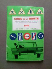 Ancien code de la route