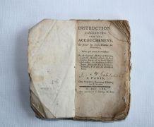 Instructions succintes sur les accouchements Raulin 1770