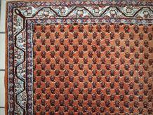 Tapis vintage Indien Seraband fait main, 1C742