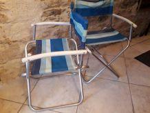 fauteuils vintage année 60