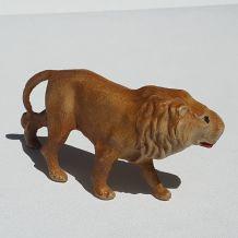 Lion en celluloïd Petitcollin années 30-50 vintage