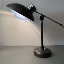 "LAMPE DE BUREAU ARTICULEE ""FERDINAND SOLERE"""