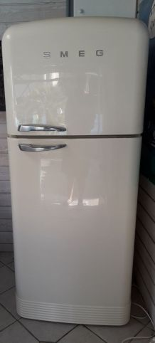 Réfrigérateur SMEG FAB40XS RETROSTYLE 50'