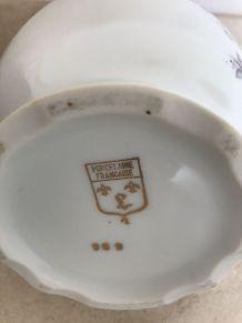 Cafetière porcelaine