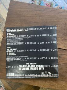 Vinyle vintage R.Kelly et Jay-Z - The best of both world