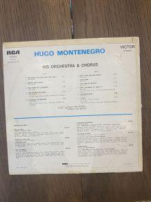 Vinyle vintage des musiques originales des films united arti