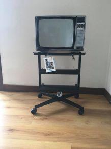 Téléviseur vintage