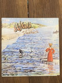 Vinyle vintage Genesis - Foxtrot