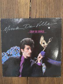 Vinyle vintage Mink de Ville - Coup de Grâce