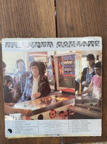 Vinyle vintage Jacques Higelin - Super Goujats