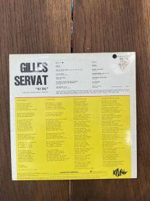 Vinyle vintage Gilles Servat - Ki Du