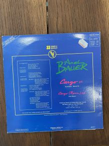Vinyle vintage Axel Bauer - Cargo