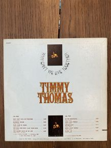 Vinyle vintage Timmy Thomas - Why can't we live together
