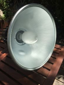 Lampe suspension industrielle XXL
