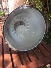 Lampe suspension industrielle vintage  XXL