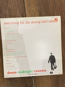 Vinyle vintage Dexys Midnight Runners - Searching for the yo