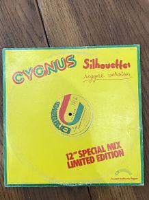 Vinyle vintage Cygnus - Silhouettes