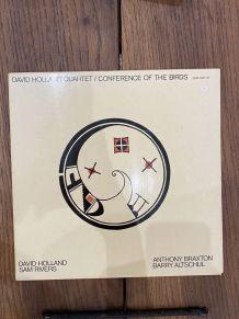 Vinyle vintage David Holland Quartet - Conference of the bir