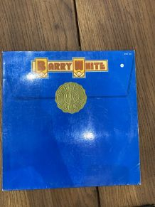 Vinyle vintage Barry White