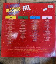 Vinyle vintage double disque Le Disque Records des Classique