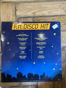 Vinyle vintage FM Disco Hits