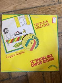 Vinyle vintage reggae The Black Star Liner