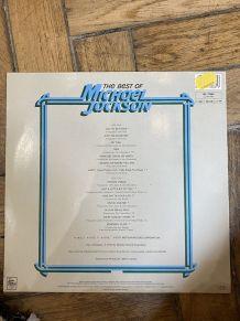 Vinyle Vintage The best of Michael Jackson