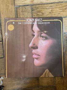 Vinyle vintage double disque Joan Baez - The Contemporary Ba