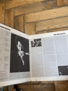 Vinyle vintage Anthony Braxton - New York, Fall 1974