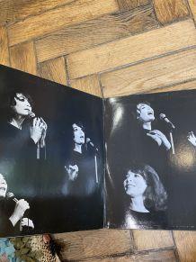 Vinyle vintage double disque Juliette Greco