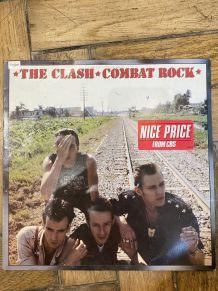 Vinyle vintage The Clash - Combat Rock