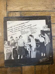 Vinyle vintage The Big Bopper Chantilly Lace