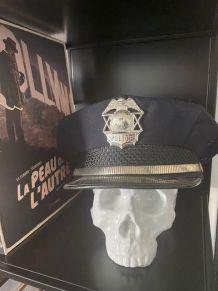 Véritable Casquette HAWAII Police  d'Etat USA années 70