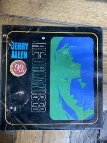 Vinyle vintage Jerry Allen - Re-organises