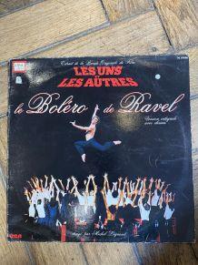 Vinyle vintage Bande Originale du film Les uns et les autres
