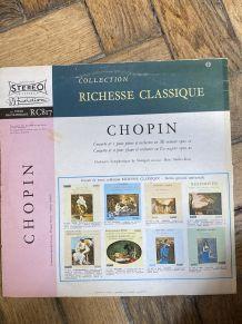 Vinyle vintage Chopin
