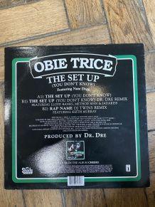 Vinyle vintage Obie Trice - The Set Up