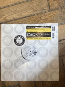 Vinyle vintage P.Diddy and the Bad Boy Family - Bad Boy For