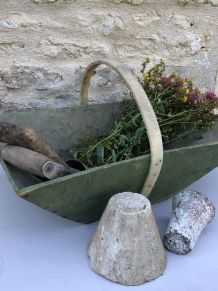 Panier de jardin, panier de vendange