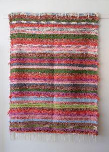 Tapis 140 x 200 cm - Multicolor