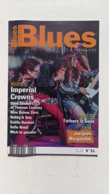 Blues Magazine #84