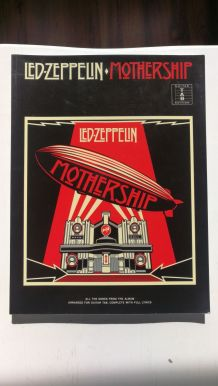 Led-Zeppelin Mothership partitions