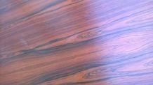 table extensible en palissandre des année 60